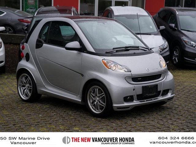 2009 SMART FORTWO BRABUS cab in Vancouver, British Columbia