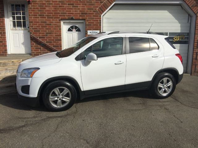 2013 CHEVROLET Trax LT in Bowmanville, Ontario