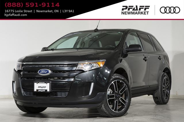 2013 FORD EDGE SEL Safety Certified in Newmarket, Ontario