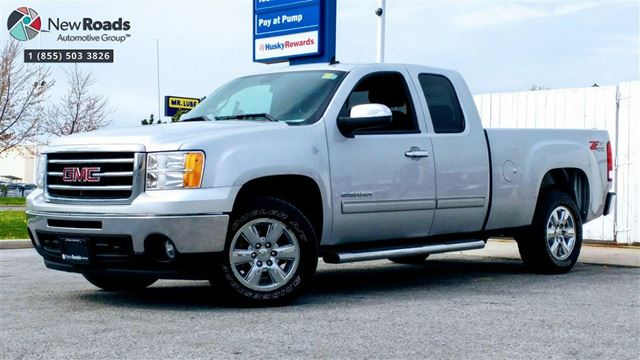2013 GMC Sierra 1500 SLE SLE, Extended Cab, One Owner, No Accident in Newmarket, Ontario