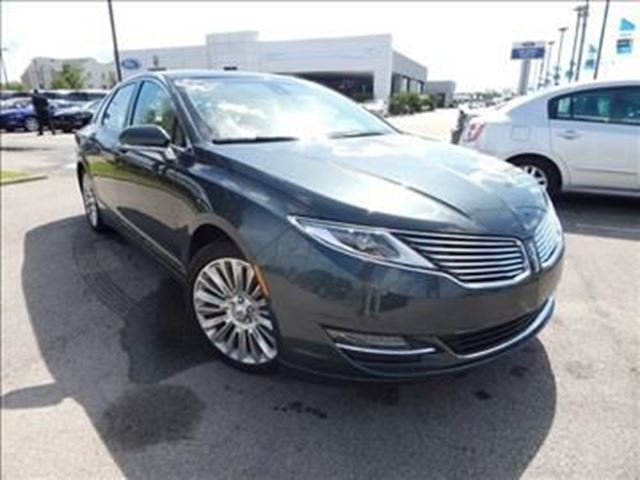 2015 LINCOLN MKZ AWD in Mississauga, Ontario