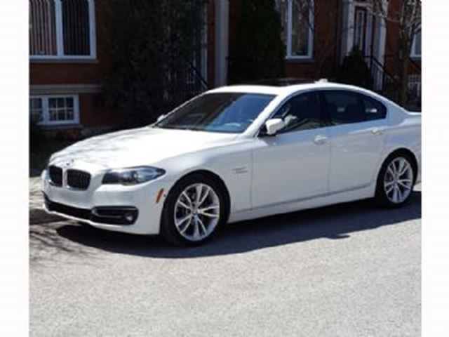 2014 BMW 5 Series 535D xDrive Premium Pack in Mississauga, Ontario