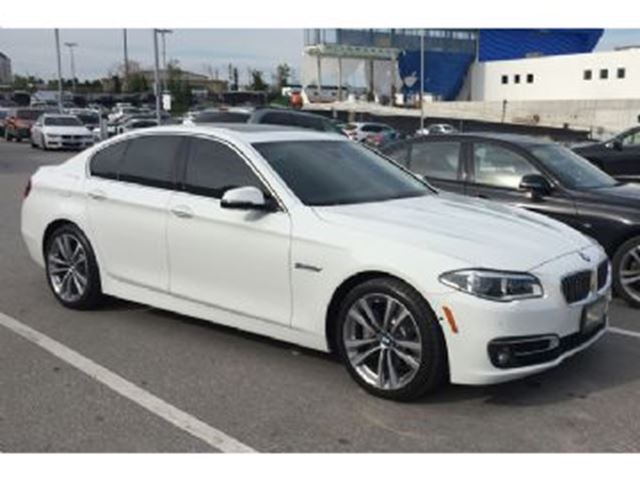 2016 BMW 5 Series 535i xDrive AWD , Tech Package in Mississauga, Ontario