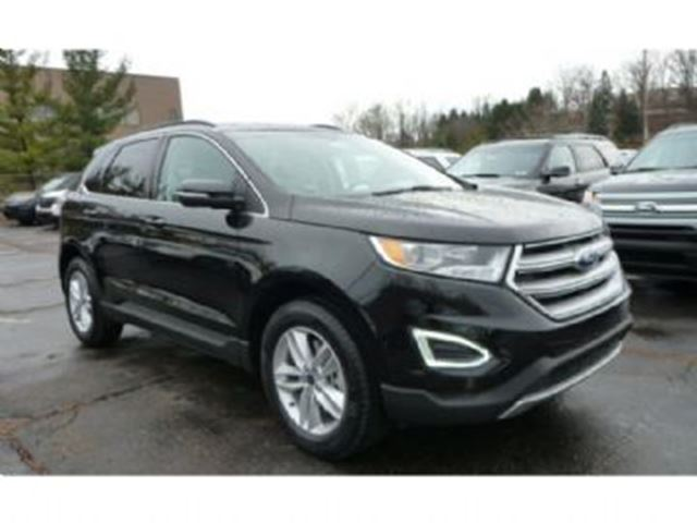 2015 Ford Edge V6 SEL AWD w/Panoramic Roof in Mississauga, Ontario