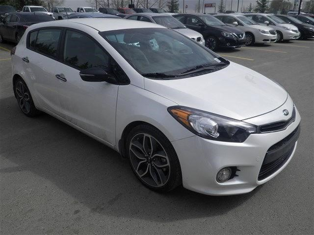 Used 2015 Kia Forte 5 Door 1 60 Sx Calgary Wheels Ca