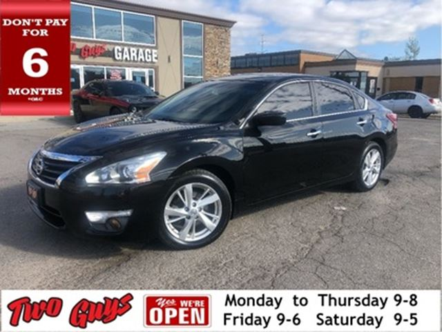2013 NISSAN ALTIMA 2.5L Navigation   Sunroof   Alloys   Remote Start in St Catharines, Ontario