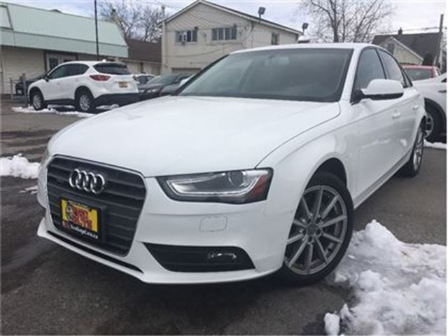 2014 AUDI A4 Progressiv in St Catharines, Ontario