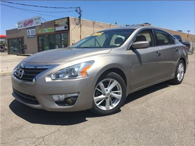 2013 NISSAN ALTIMA 2.5L Sunroof   Htd Seats   Alloys   Automatic in St Catharines, Ontario