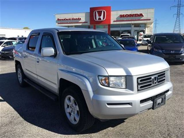new and used honda ridgeline cars for sale in ontario autocatch. Black Bedroom Furniture Sets. Home Design Ideas