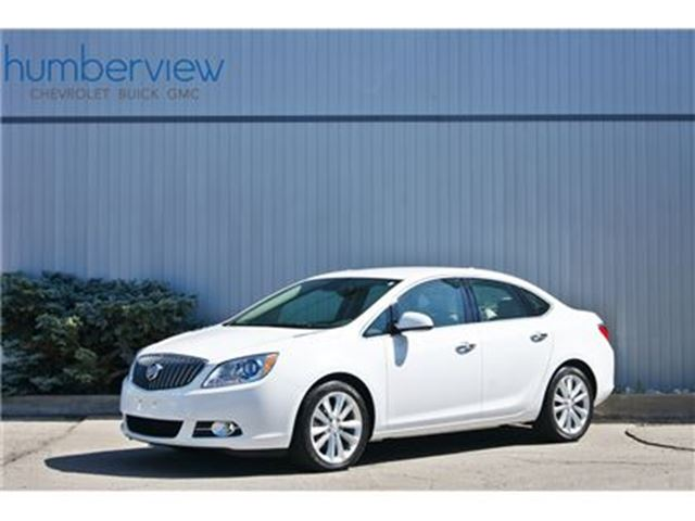 2013 BUICK VERANO Leather Package LOW KM  HEATED STEERING WHEEL REAR in Toronto, Ontario