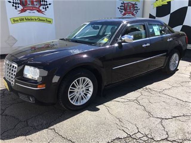 2010 CHRYSLER 300 Touring, Automatic, Leather, Sunroof, in Burlington, Ontario