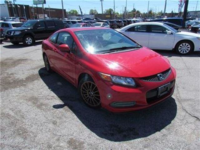 2012 Honda Civic EX   SUNROOF   COUPE   AFTERMARKET RIMS in London, Ontario