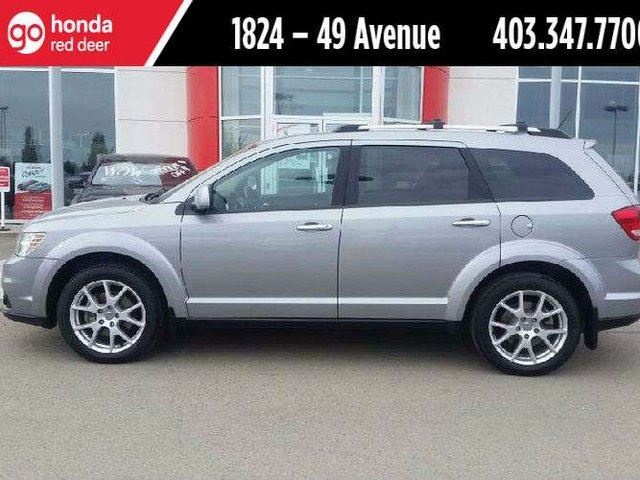 2015 DODGE JOURNEY R/T in Red Deer, Alberta