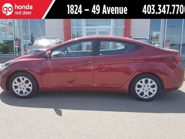 2015 HYUNDAI ELANTRA GL in Red Deer, Alberta