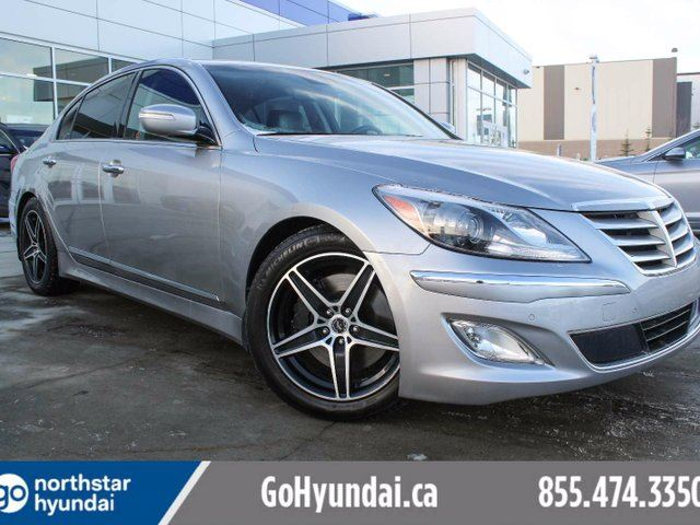 2013 hyundai genesis 5 0 r spec 429hp nav adaptive cruise leather roof edmonton alberta car. Black Bedroom Furniture Sets. Home Design Ideas