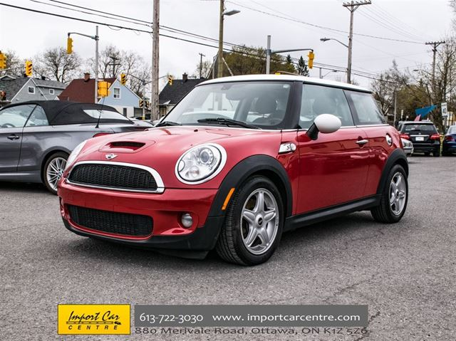 2010 MINI Cooper S in Ottawa, Ontario