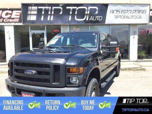 2009 FORD F-250 XL ** Diesel, 4X4, Cap, Low KMs ** in Bowmanville, Ontario