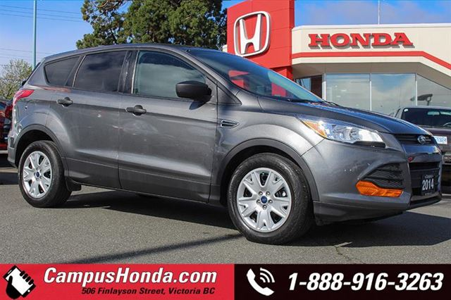 2014 FORD ESCAPE S 2WD Auto in Victoria, British Columbia
