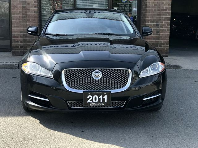 2011 Jaguar XJ Series XJ XJL Supercharged in Mississauga, Ontario