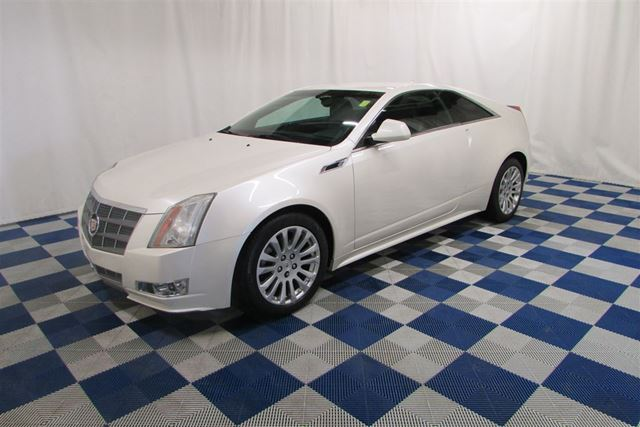 2011 CADILLAC CTS 4 PERFORMANCE 3.6L V6 AWD/NAV/REAR CAM in Winnipeg, Manitoba