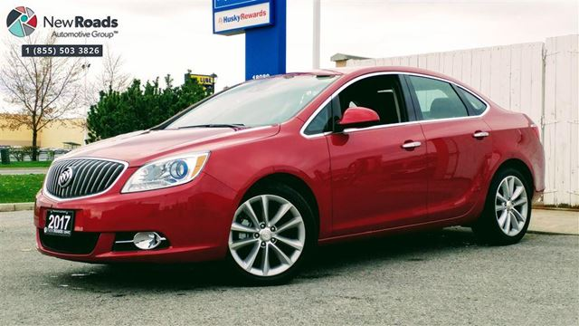 2017 BUICK VERANO Leather Leather, ESTATE TRADE, NOT DRIVEN, NO ACCIDENT. in Newmarket, Ontario