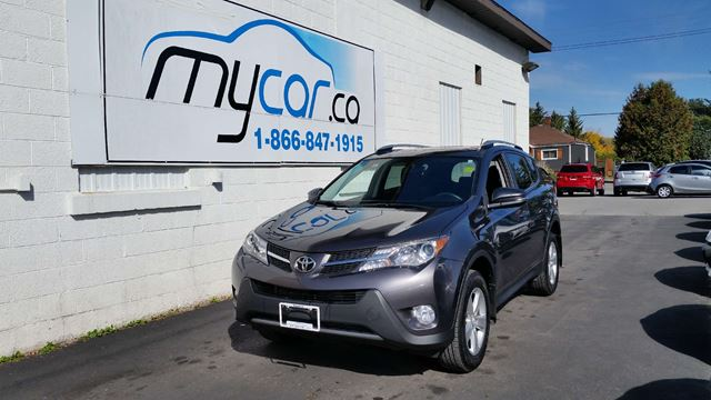 2014 TOYOTA RAV4 XLE in Kingston, Ontario
