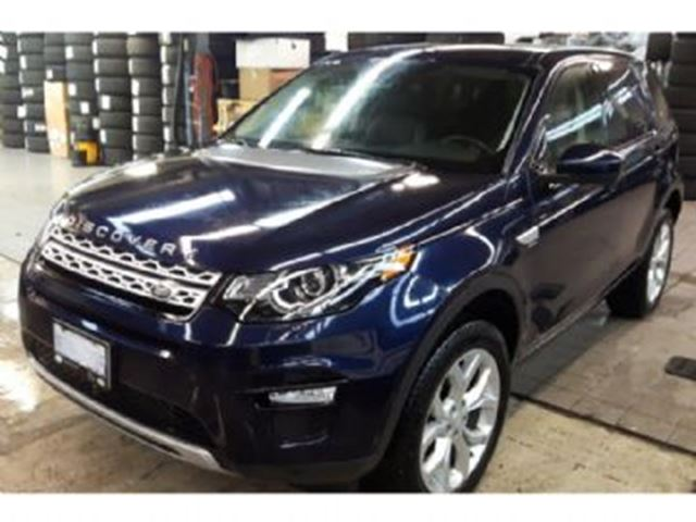 2016 LAND ROVER DISCOVERY HSE Driver Tech in Mississauga, Ontario