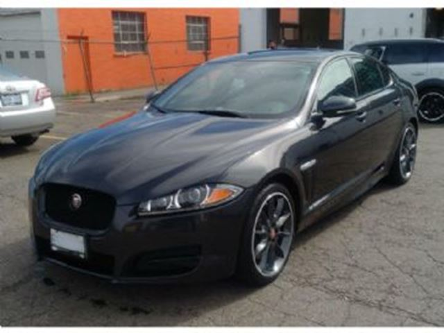 2015 Jaguar XF AWD in Mississauga, Ontario