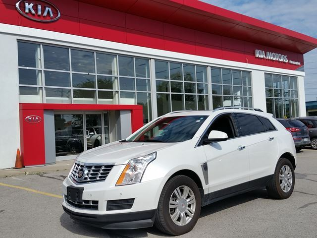 2015 CADILLAC SRX Fully Loaded ~ Perfect Condition ~ Local Trade  in Newmarket, Ontario