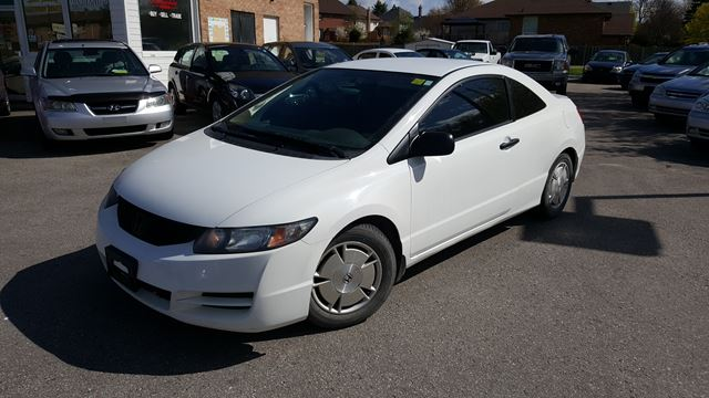 2009 Honda Civic DX G Oshawa tario Car For Sale