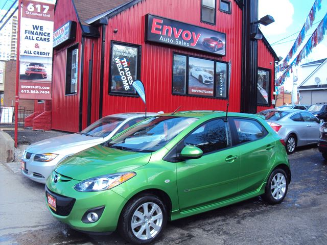 2011 Mazda MAZDA2 GS MUST SEE!!ONE OWNER!!LOW LOW KMS!! in Ottawa, Ontario