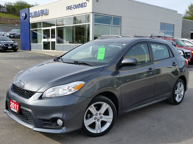 2011 Toyota Matrix S in Kitchener, Ontario