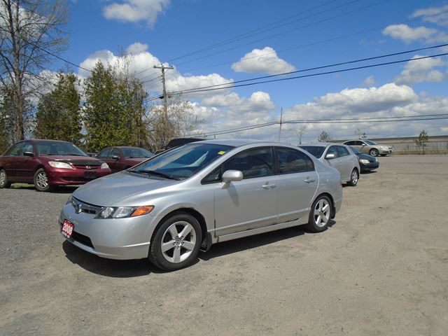 2008 HONDA Civic  LX-ONE OWNER-NEW TIRES-RUSTPROOFED-121,000 KM! in Ottawa, Ontario