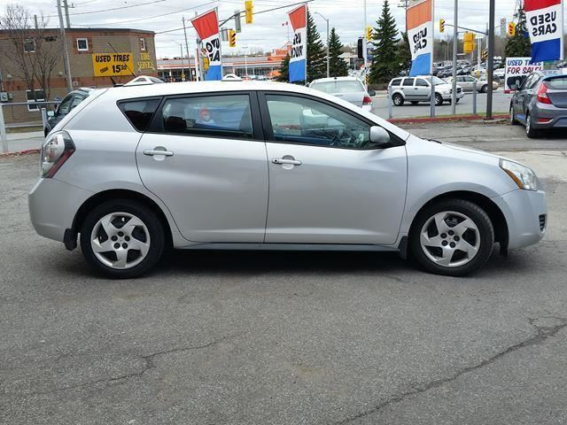 2009 PONTIAC Vibe ONE OWNER-107,000 KM-CRUISE-EXTRA CLEAN! in Ottawa, Ontario