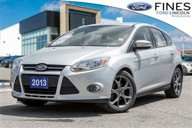 2013 FORD Focus SE -SOLD! MORE FUN WITH A MANUAL! HEATED SEATS in Bolton, Ontario