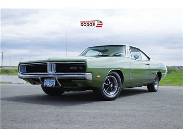 1969 DODGE Charger RT  REAL L CODE 440 in Sherwood Park, Alberta
