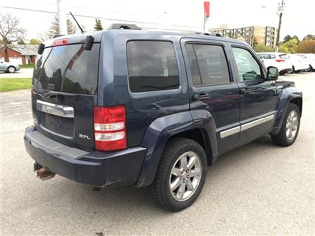 used 2008 jeep liberty v 6 cy limited edition brantford. Cars Review. Best American Auto & Cars Review