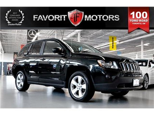 2013 JEEP COMPASS North 4WD in Toronto, Ontario