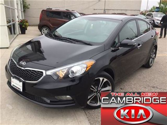 2014 kia forte ex kia certified pre owned black. Black Bedroom Furniture Sets. Home Design Ideas