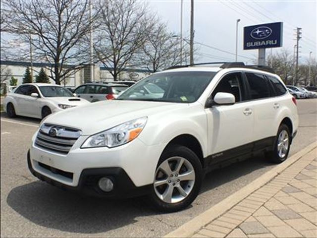 2013 Subaru Outback 3.6R in Mississauga, Ontario