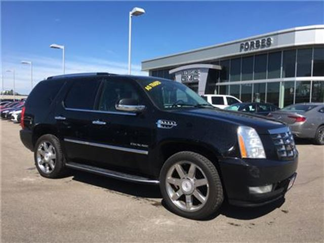 2010 Cadillac Escalade AS IS SPECIAL!!! NAV  22'S  DVD in Waterloo, Ontario