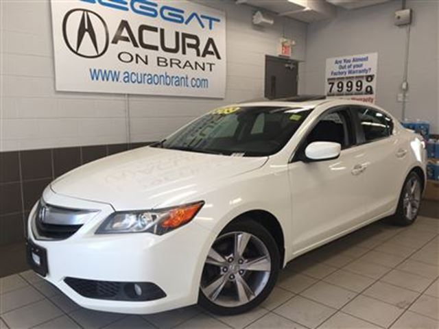2013 ACURA ILX DYNAMIC   6SPEED   RATESFROM0.90   207HP in Burlington, Ontario
