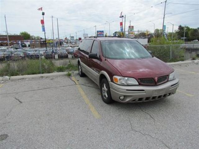 2002 Pontiac Montana Base   AS-IS SPECIAL in London, Ontario