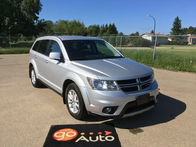 2014 DODGE JOURNEY SXT in Red Deer, Alberta