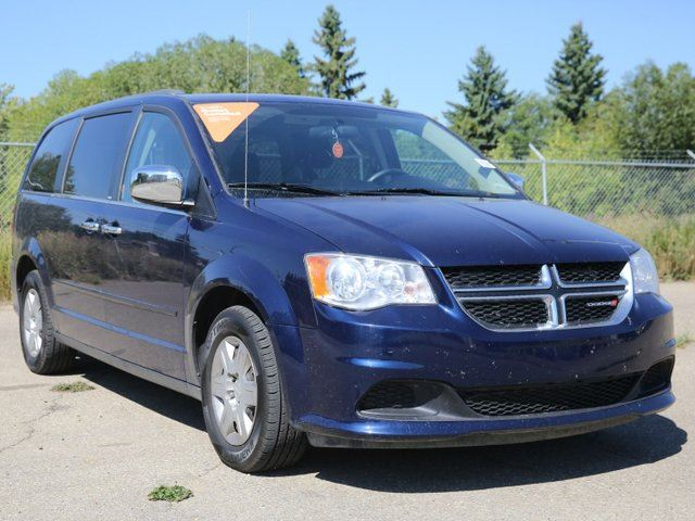 2013 DODGE GRAND CARAVAN SE/SXT in Red Deer, Alberta