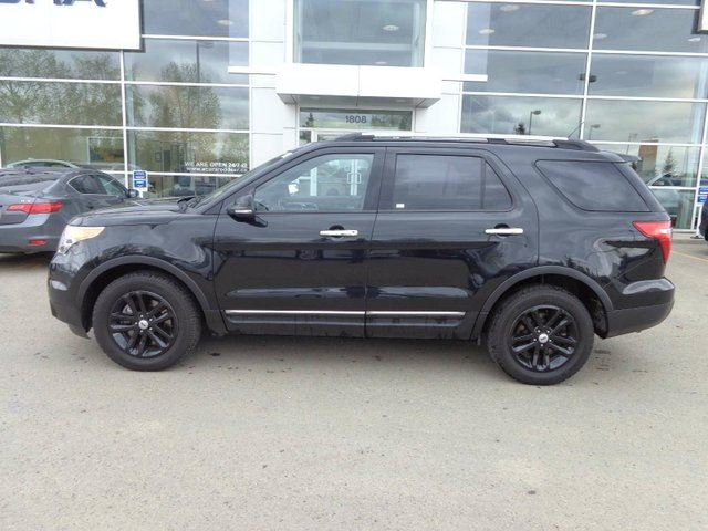 2013 ford explorer xlt red deer alberta car for sale 2775085. Cars Review. Best American Auto & Cars Review