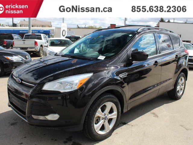 2013 FORD Escape leather, navigation, remote starter!! in Edmonton, Alberta