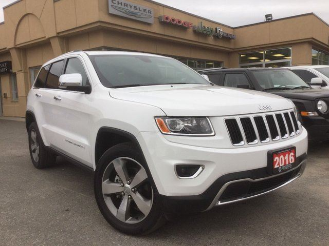 2016 JEEP Grand Cherokee Limited in Huntsville, Ontario