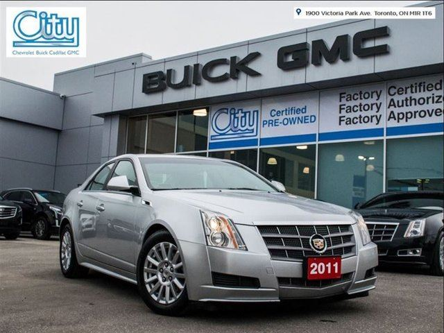 2011 CADILLAC CTS Leather in Toronto, Ontario