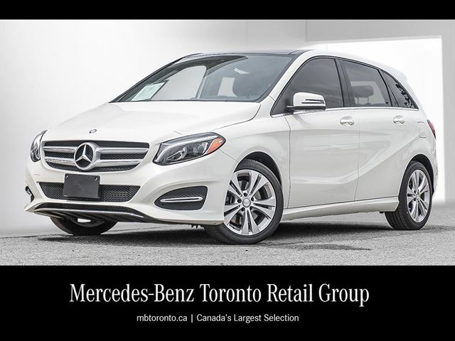 2016 Mercedes-Benz B-Class 4MATIC in Mississauga, Ontario
